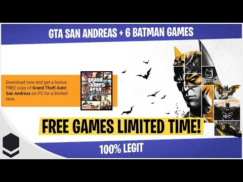 get-these-free-games-before-they-are-gone!-gta-sa-&-6-batman-games-(limited-time)-pc-only