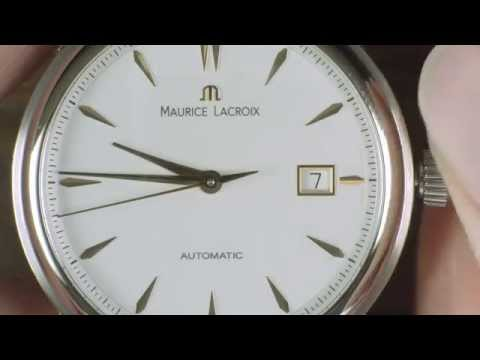 HOW TO: Handle the Maurice Lacroix Les Classiques Date 2015