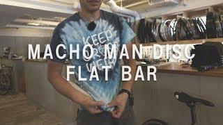 All-City MACHO MAN DISC FLAT BAR