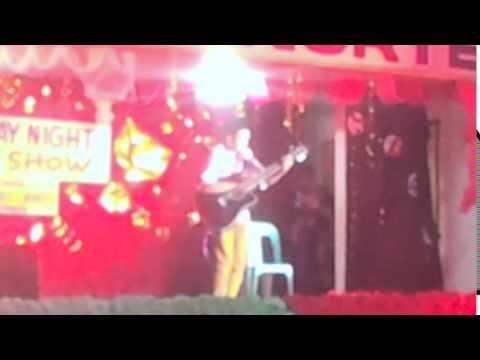 "(Rex Dela Cruz ) ""live"" - Kahit Maputi Na Ang Buhok Ko"