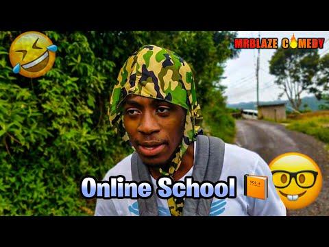 Online School [ Mrblaze Comedy ] 🇯🇲