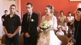 mariage emilie et clement  le 3  09 2011 a Gien loiret
