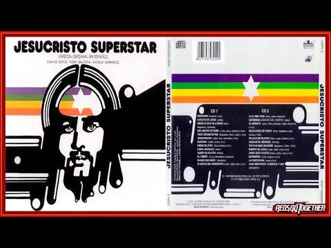 Jesucristo Superstar - Camilo Sesto, Angela Carrasco , Teddy Bautista Mp3