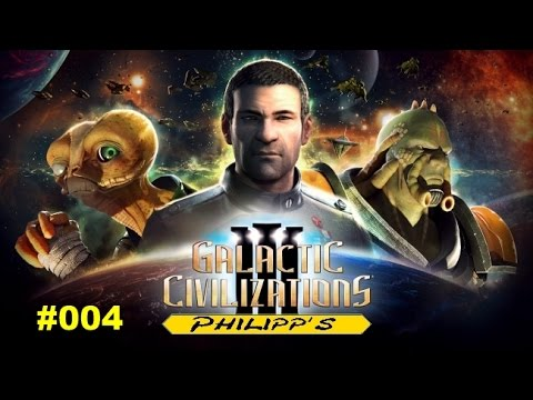 EXPANSION ► Galactic Civilizations III #004 [Let´s Play] [Full HD] |