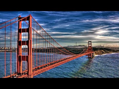 Moderne Wunder - Die Golden Gate Bridge (Doku HD)