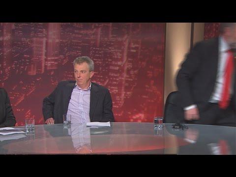 Jack O'Connor walks off | Tonight with Vincent Browne | #Vinb