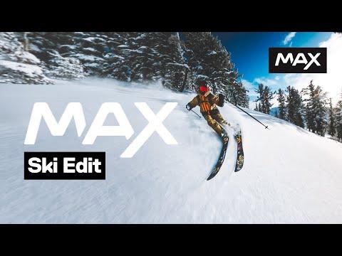 GoPro MAX : Ski Edit - 360 Reframed