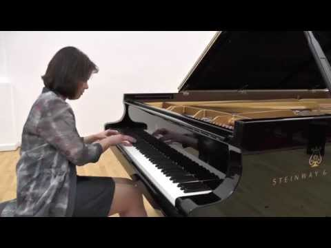 Kirsten Johnson performs 'Toccatina' by Kabalevsky