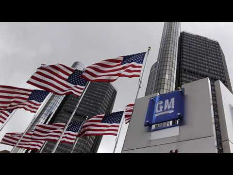 GM car plant in Venezuela has been seized by the government with no warning
