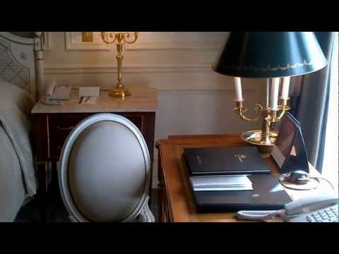 Prestige Suite at LE MEURICE Hotel Paris