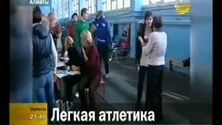 Шишигина и Рыпакова отметили лучших легкоатлетов