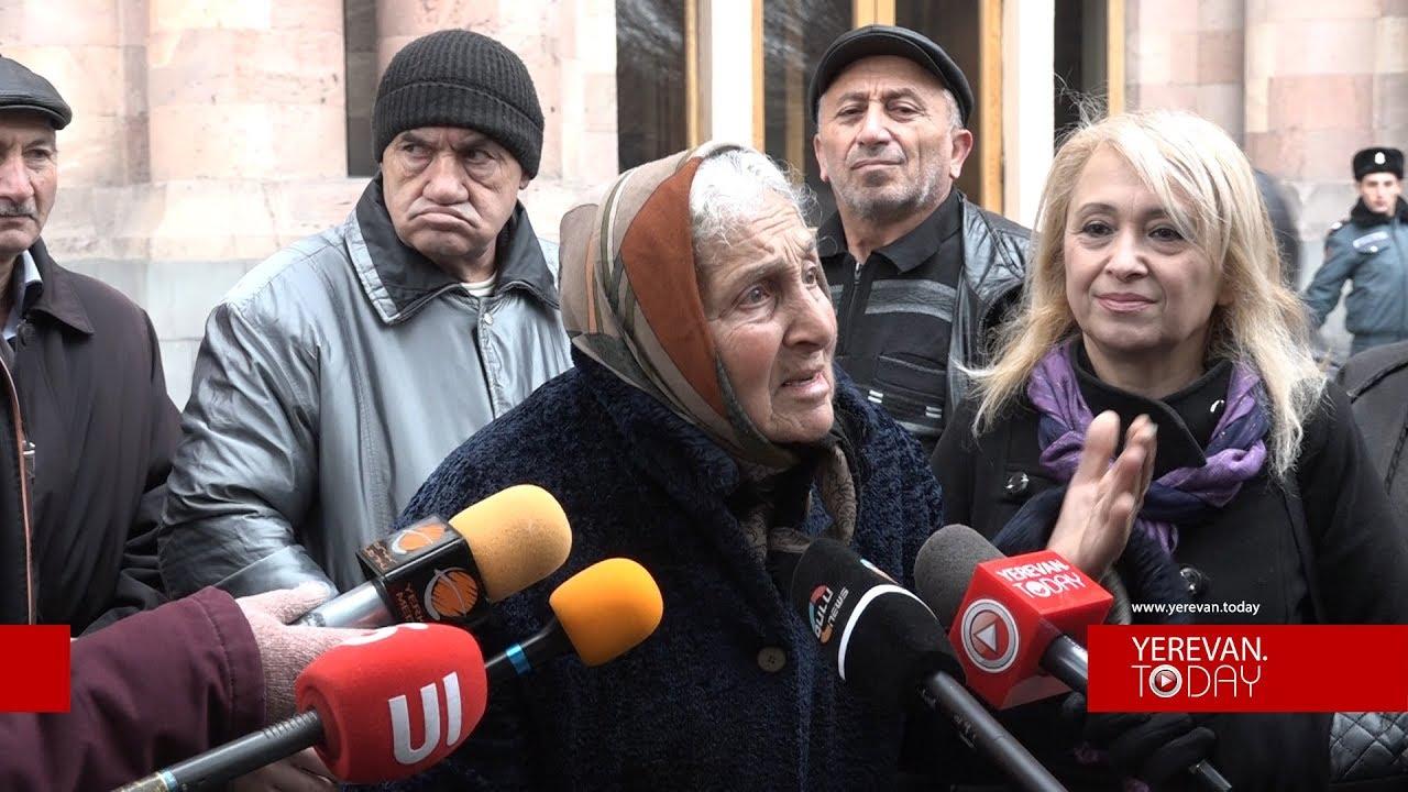 Մեռա ուռա գոռալով, որ զրկե՞ս մի կտոր հացից. 80-ամյա կինը՝ Նիկոլ Փաշինյանին