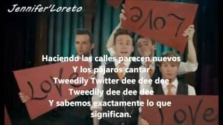 Love is easy - McFly (Subtitulada En Español)