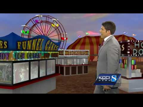 Videocast: Here's a look at your State Fair forecast