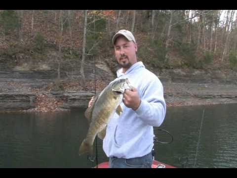 Dale hollow lake live bait fishing jeremy colvin youtube for Dale hollow lake fishing report