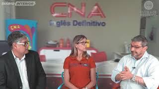 Como empreender por franquia por Silvia Azevedo do CNA - Direto do Campus | UniFAJ