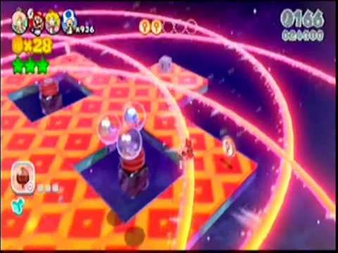How to beat Champion's Road in Super Mario 3D World! (The easiest way)  