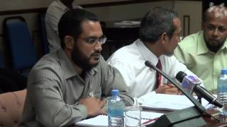 Repeat youtube video Sheikh Ilyas summoned to Majlis committee
