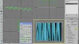 4 способа моделирования штор