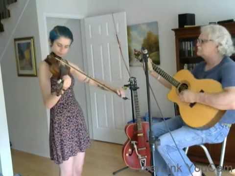Kelsey Kinney - Violin - Morrison's Jig, a jig in Em  Once