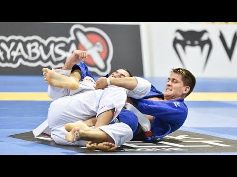 Rafael Mendes x Phillipe Della Monica | 2015 IBJJF Worlds | Art of Jiu Jitsu Academy