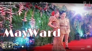 ABS-CBN BALL 2019 update | Maymay and edward | Mayward