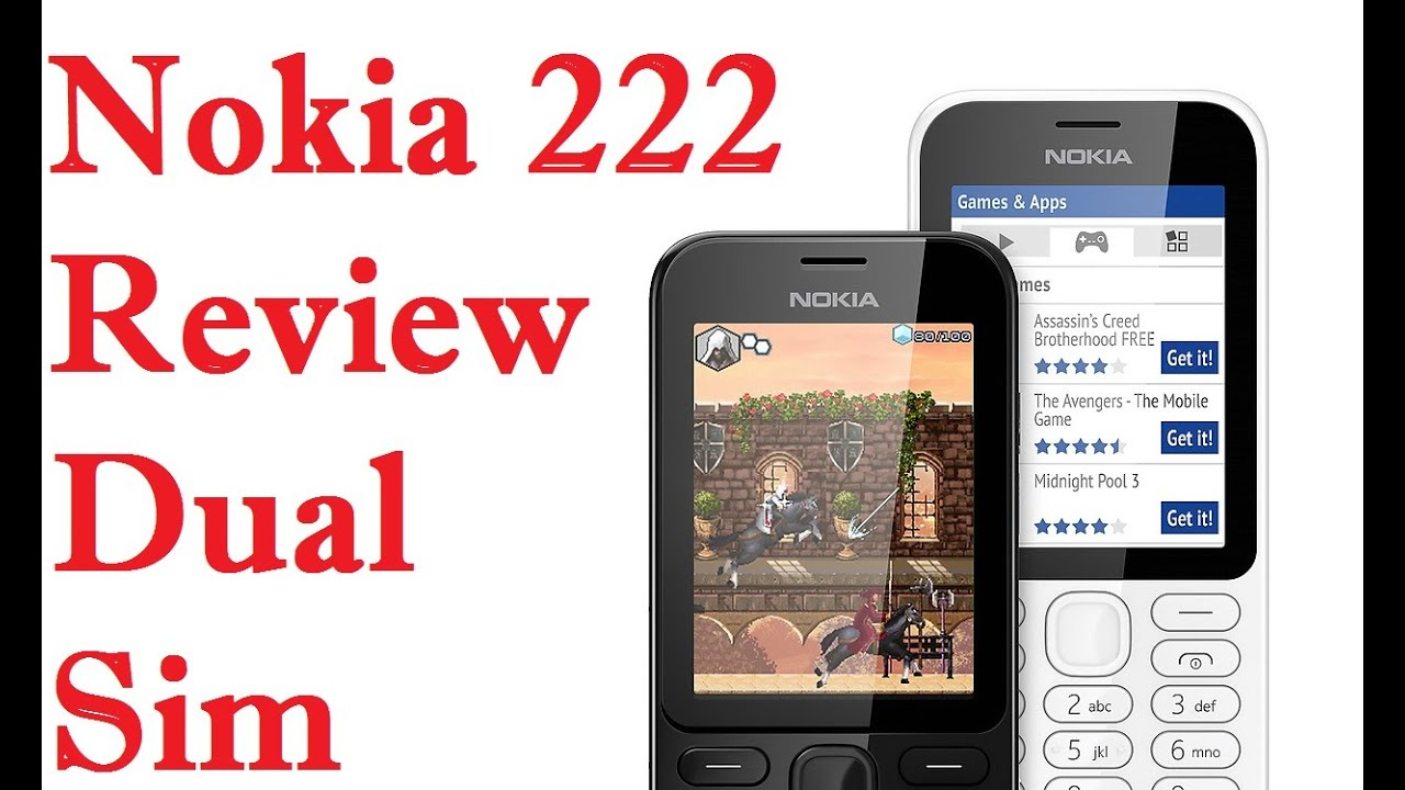 nokia 222 and nokia 222 dual sim review and first look youtube rh youtube com nokia 3 manual romana Nokia Touchscreen Manuals