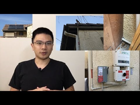 Tesla Solar Panel Review and Process