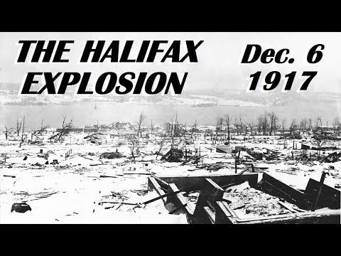 Maritime of My Life (Pt. 55) - The Maritime Museum and the Halifax Explosion, My Personal Connection