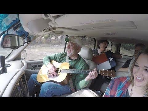 A Musical Road-Trip to Luckenbach, Texas