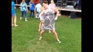 The Elaine Dance IRL