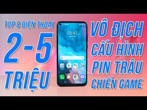 TOP 8 Smartphone Cấu Hình Cao Giá 2-5 Triệu - Đáng Mua Nhất Đầu Năm 2021, Chơi Game Ngon Pin Trâu