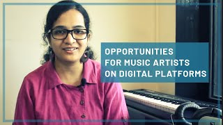 Opportunities For Music Artists On Digital Platforms | VLOG | [Marathi]