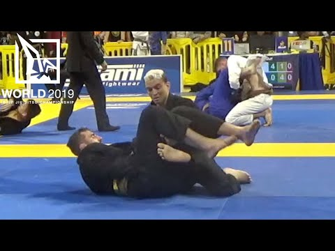 Wilson Moreira Costa VS R  Dos / World Championship 2019