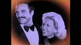 Dinah Shore Interviews Burt Reynolds--1991 TV