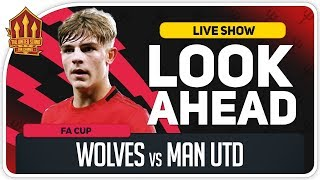 WOLVES vs MANCHESTER UNITED! Solskjaer Running on Empty!