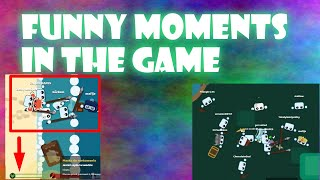 [STARVE.IO] FUNNY MOMENTS IN THE GAME =D