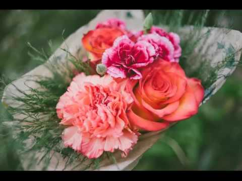 Carnation And Roses Flower Bouquet | Flower Pictures