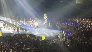 MiC LOWRY - Oh Lord (Purpose Tour, Sheffield 26/10/16)