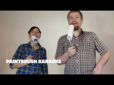 Paintbrush Karaoke