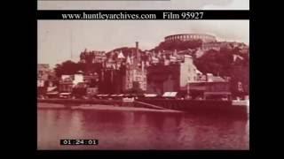 Gambar cover Oban Iona Staffa and Tobermory, 1957 - Film 95927