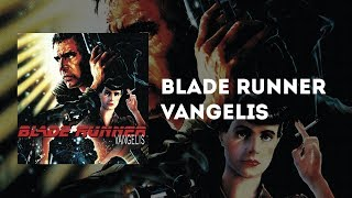 КОРОБКА ВИНИЛА Blade Runner Vangelis