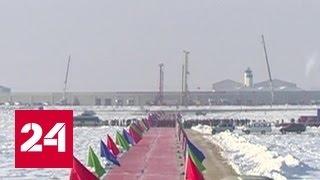 Россию и Китай соединит новый мост