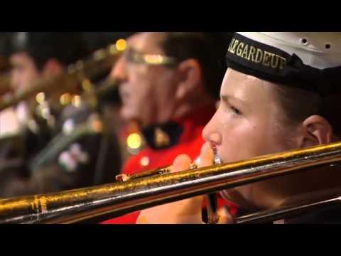Festival Internacional de Bandas Militares Quebec 2012   Gran final