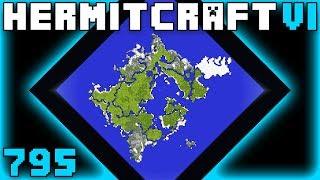 Hermitcraft VI 795 Epicsode Four (Nether Hub Complete)
