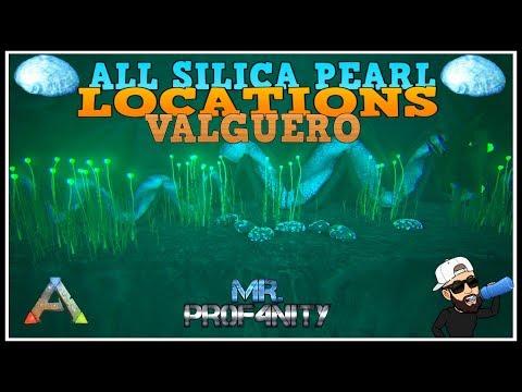 Ark Valguero | Complete Guide (ALL TOP) Silica Pearl Locations