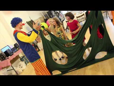 Детский праздник с Аниматором (видео,фото,монтаж,дизайн на заказ)