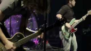 Ilan Rubin featuring Hayden Scott & Daniel Rubin (part III) -- Guitar Center Drum Off 2011