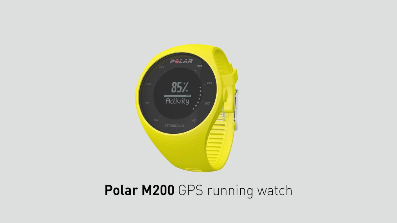 Polar M200 Review – Designed for runners? - CardioCritic com