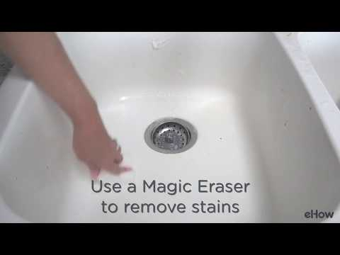 How to Clean a White Sink (and Remove Stains, Too)
